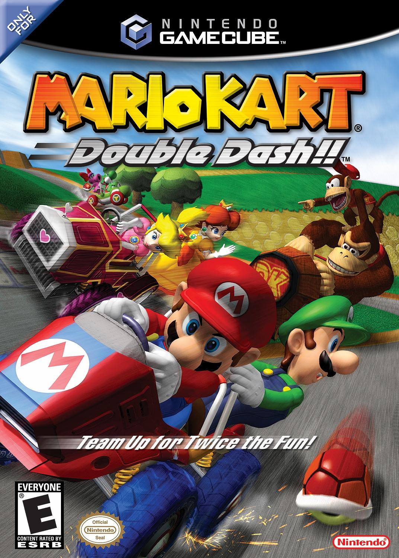 Mario Kart Double Dash Edition Avec Disque Bonus/GameCube