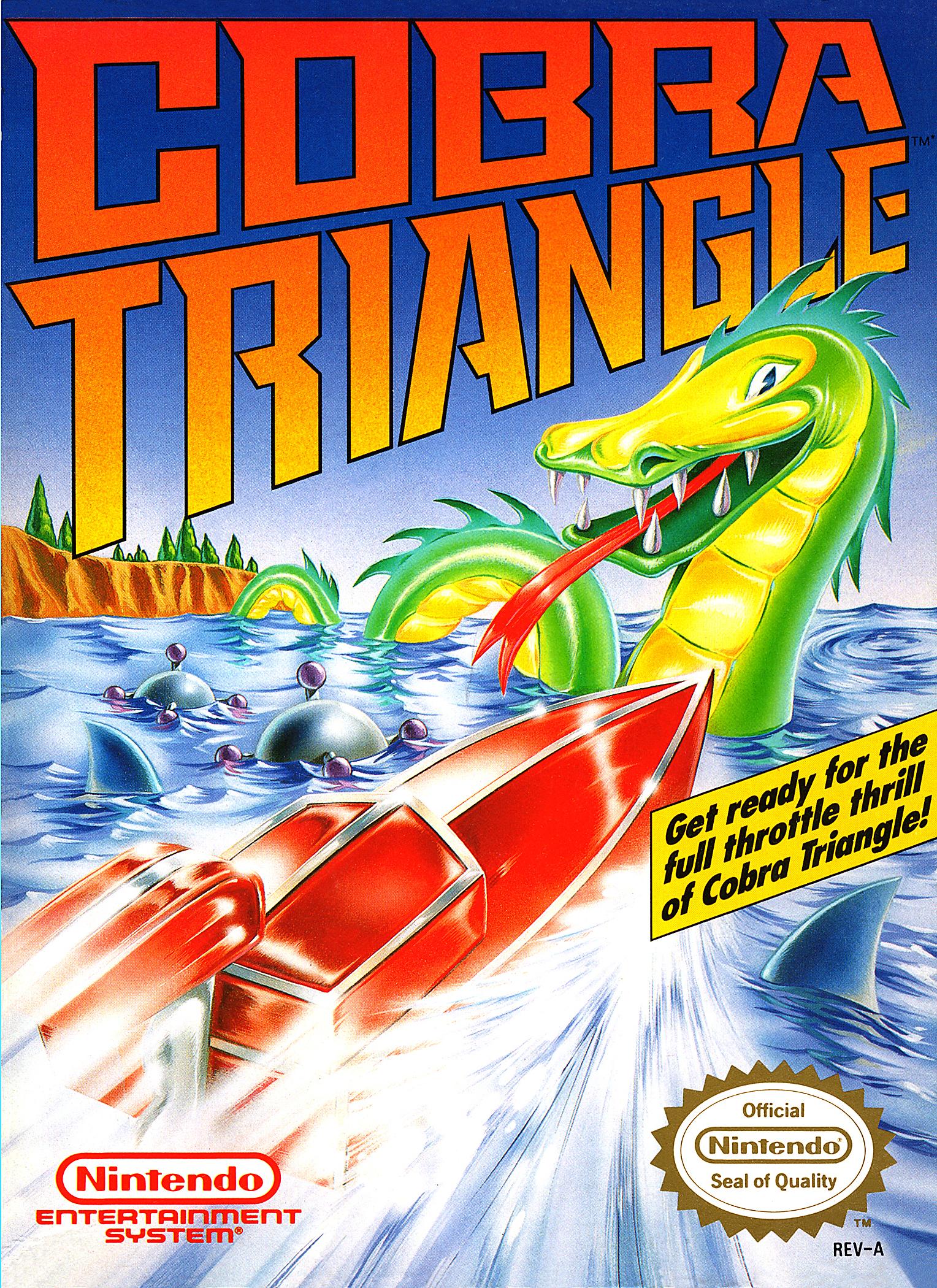 Cobra Triangle/NES