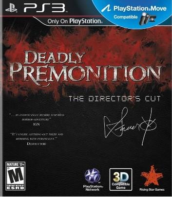 Deadly Premonition Director's Cut/PS3