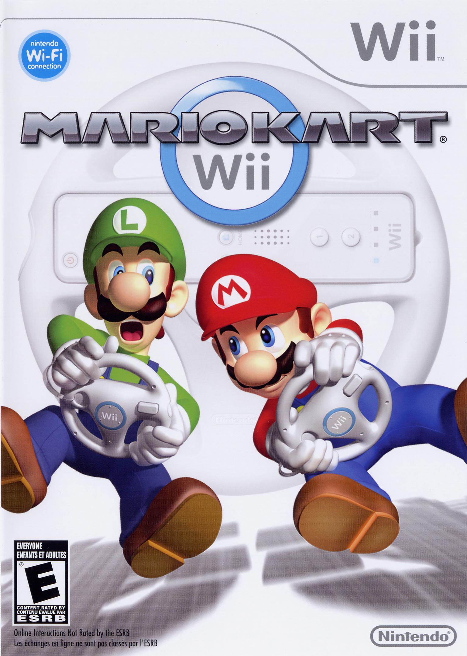 Mario Kart/Wii