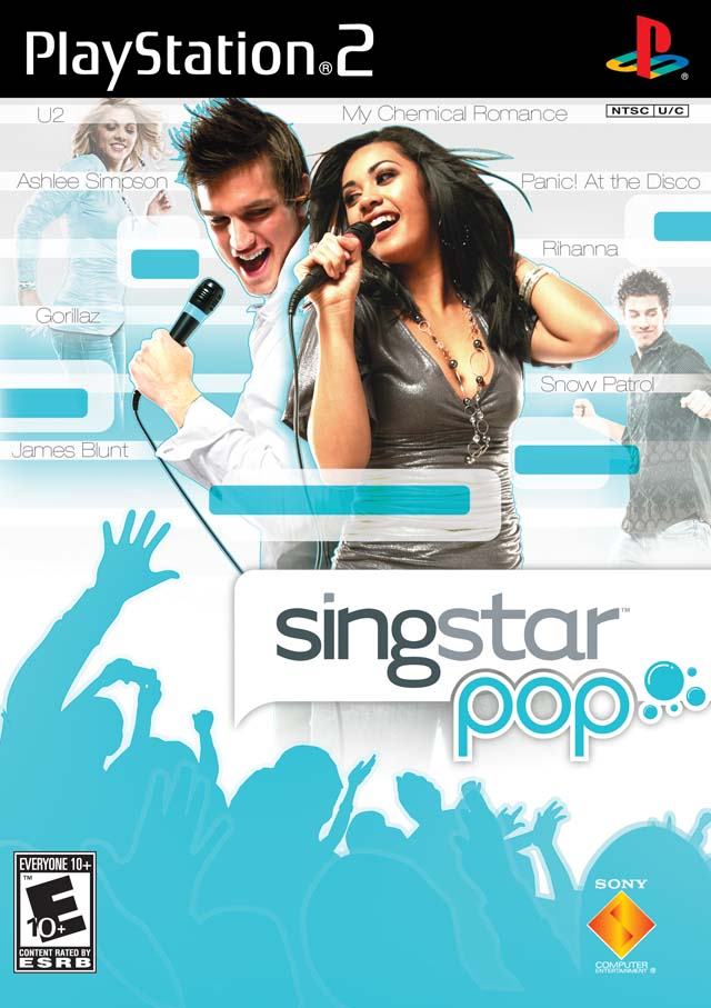 Singstar Pop (Jeu seulement) /PS2