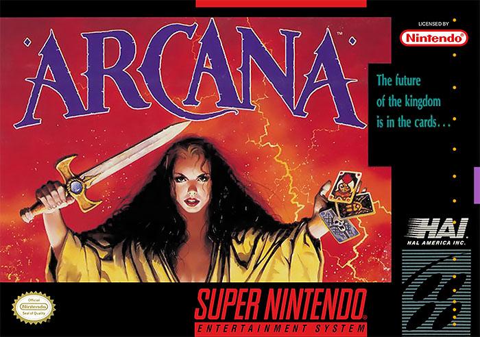 Arcana/SNES