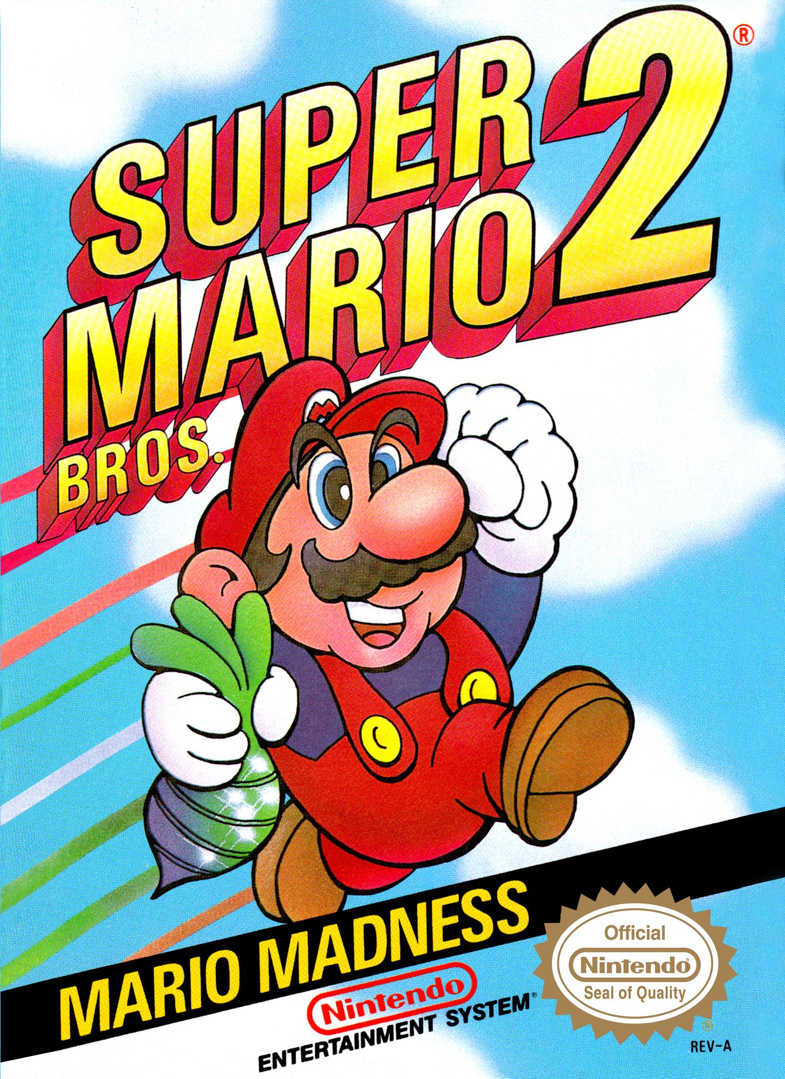 Super Mario Bros. 2/NES