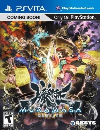 Muramasa Rebirth Blessing Of Amitabha/PS Vita