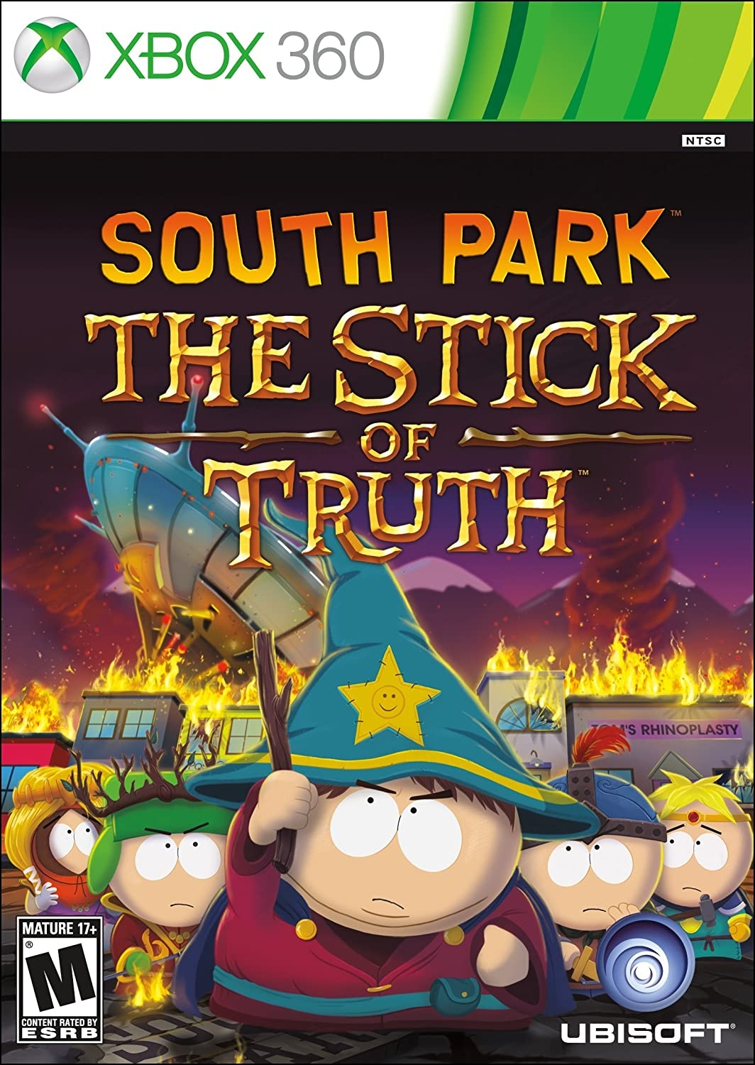 South Park The Stick Of Truth/Xbox 360