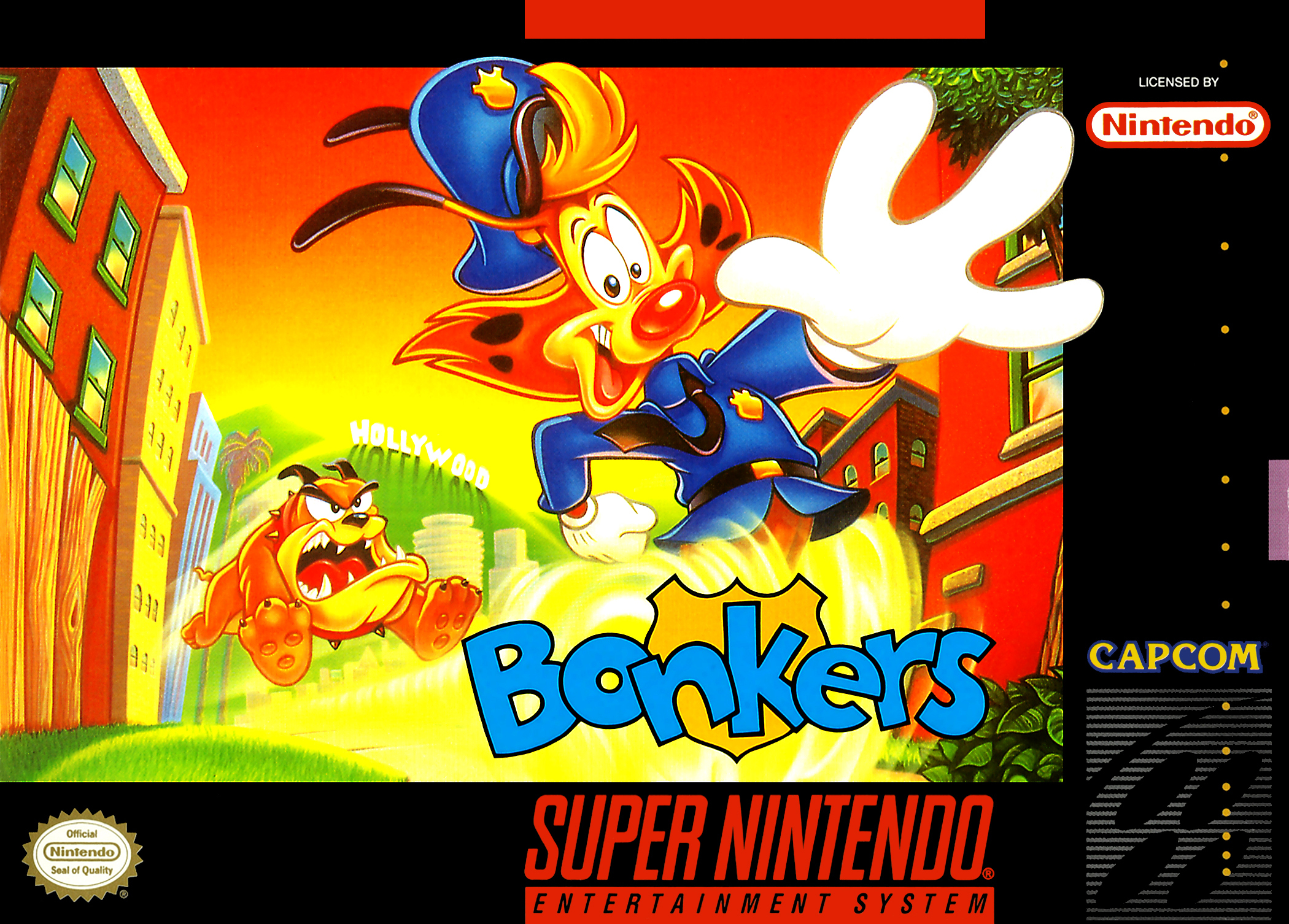 Bonkers/SNES