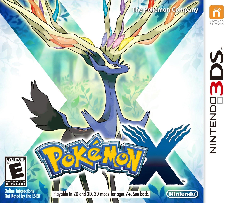 Pokemon X/3DS