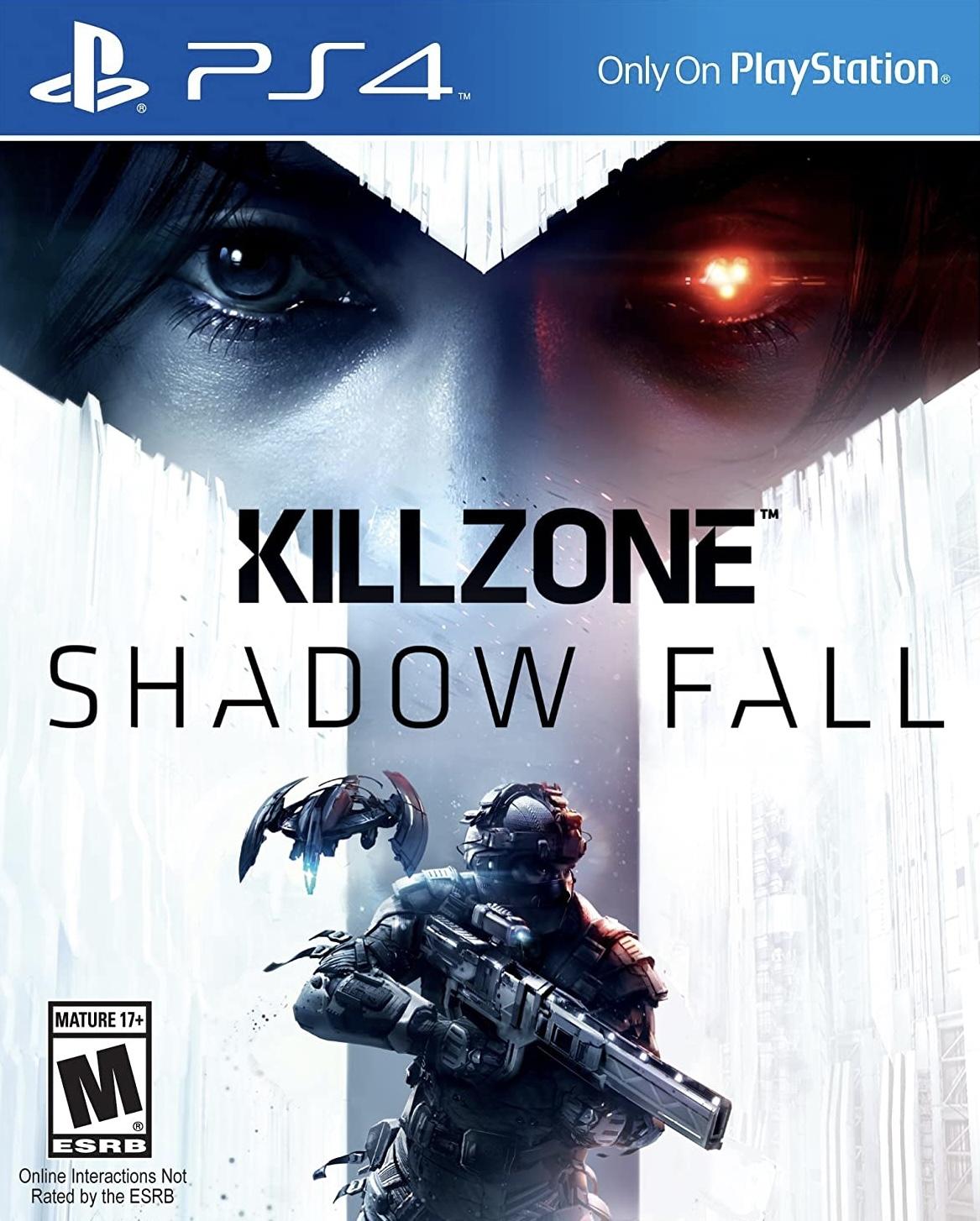Killzone Shadow Fall/PS4