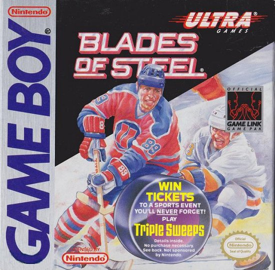 Blades Of Steel/Game Boy