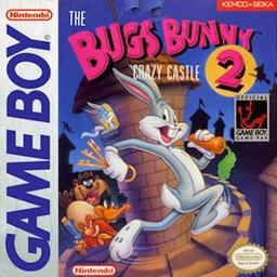 Bugs Bunny Crazy Castle 2/Game Boy