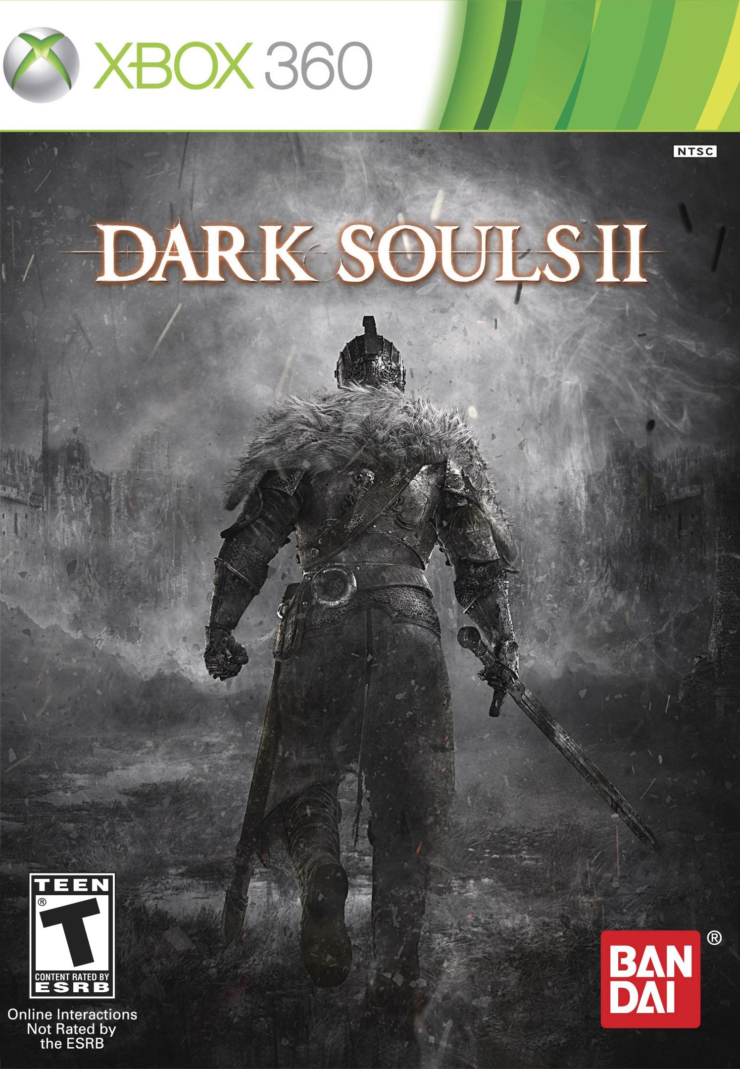 Dark Souls II/Xbox 360
