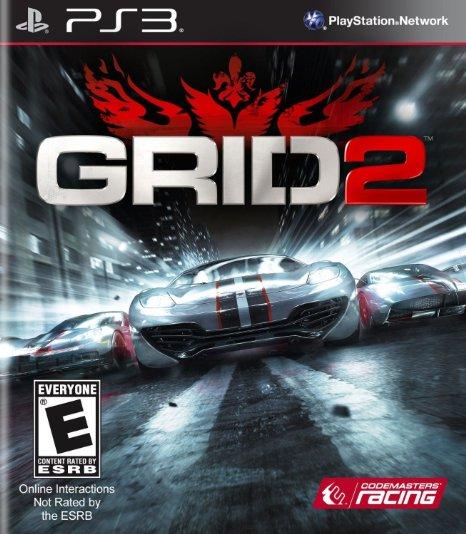GRID 2/PS3