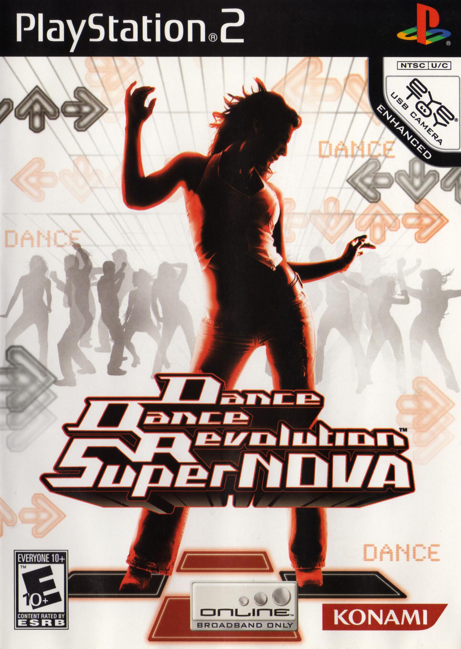 Dance Dance Revolution Supernova (Jeu Seulement) / PS2