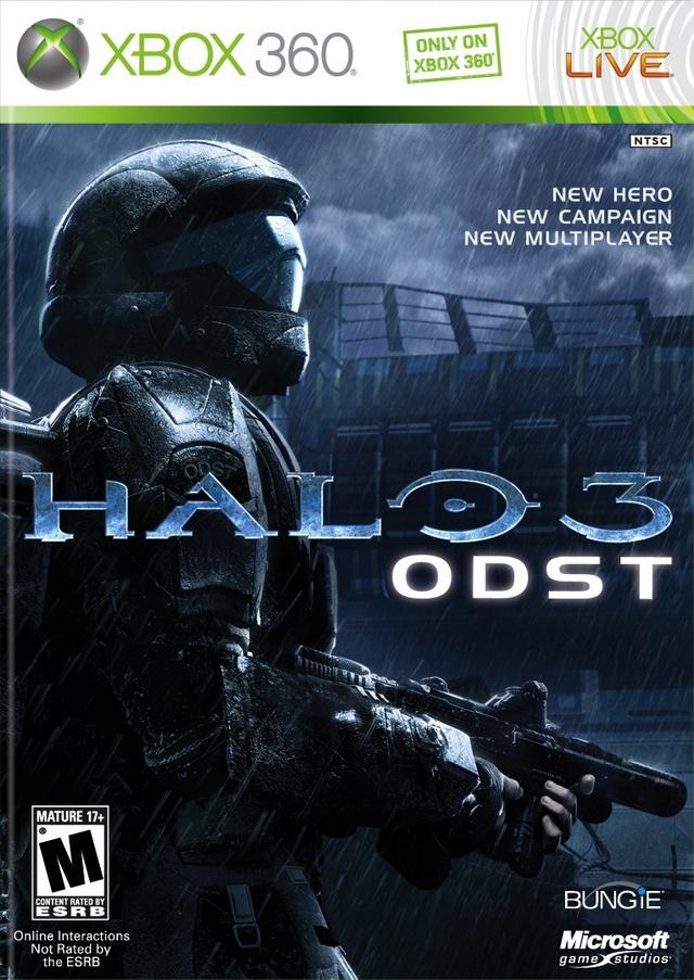 Halo 3 ODST/Xbox360