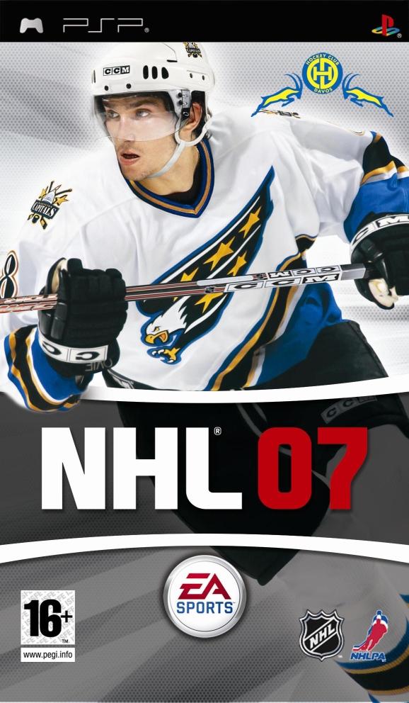NHL 07/PSP