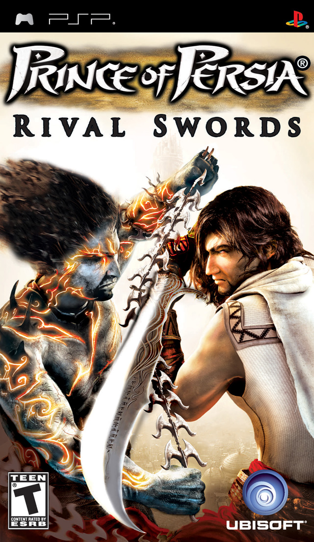 Prince of Persia Rival Swords/PSP