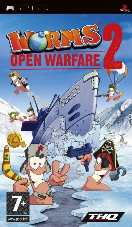 Worms: Open Warfare / PSP