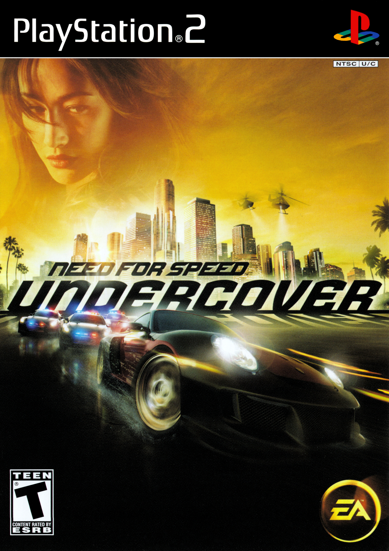 Need For Speed Undercover/PS2