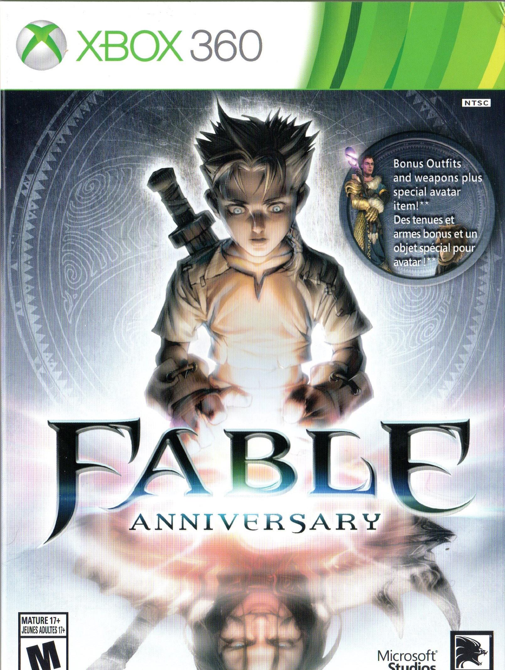 Fable Anniversary/Xbox 360