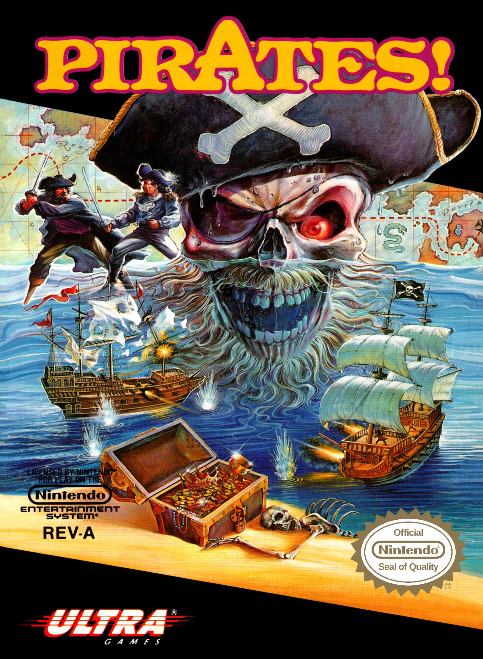 Pirates!/NES