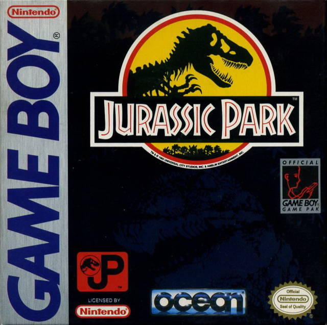 Jurassic Park/Game Boy
