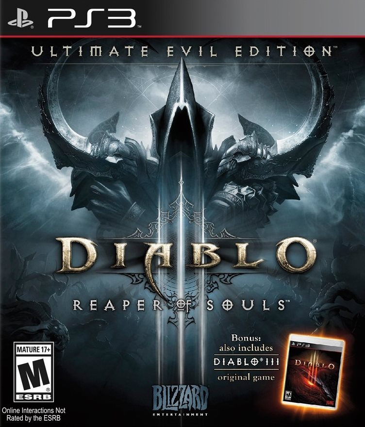 Diablo III Ultimate Evil Edition/PS3