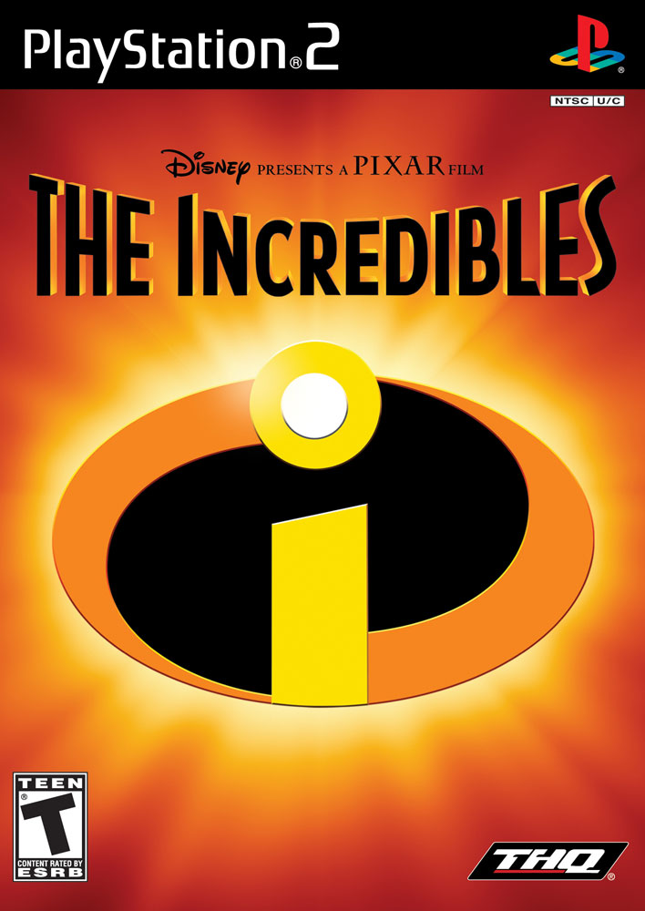 The Incredibles/PS2