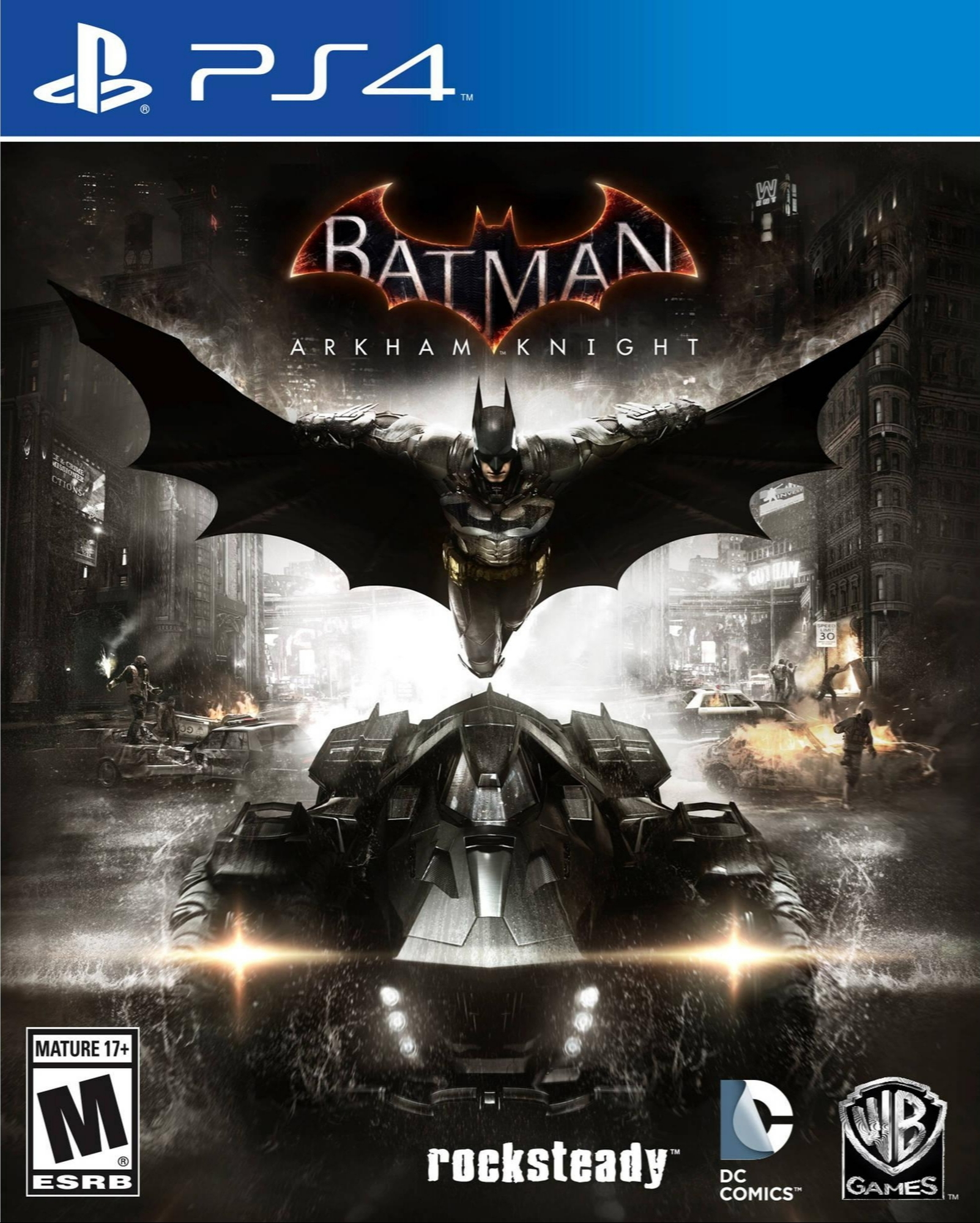 Batman Arkham Knight/PS4