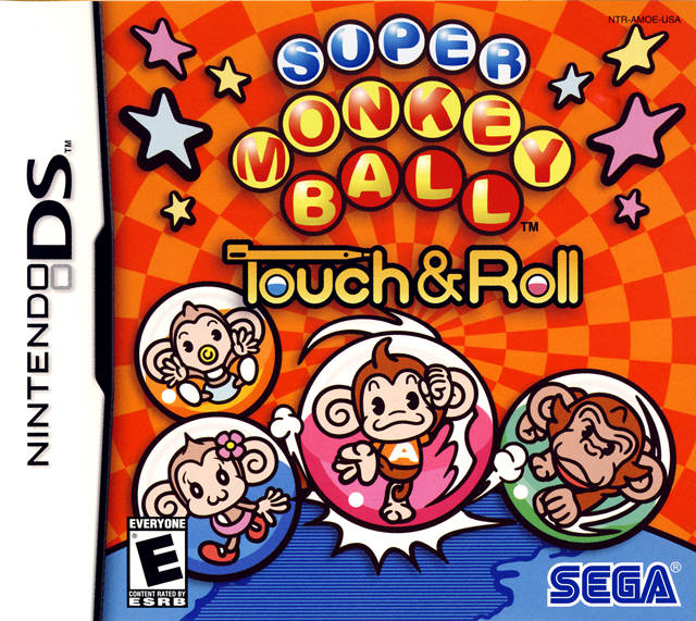 Super Monkey Ball Touch & Roll/DS