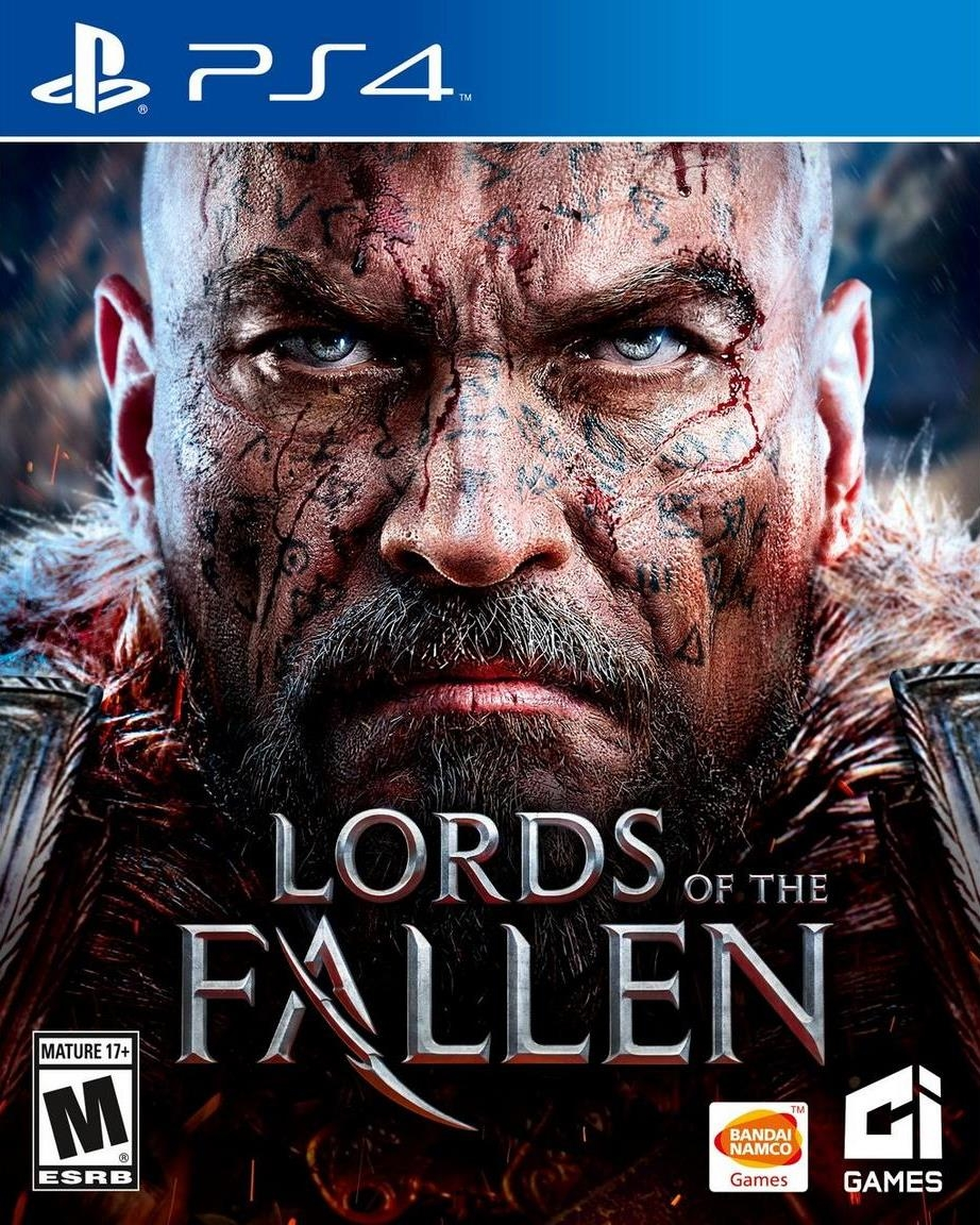 Lords Of The Fallen Complete Edition/PS4