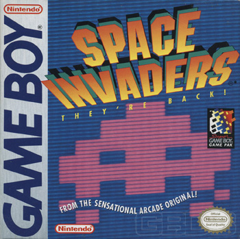 Space Invaders/Game Boy