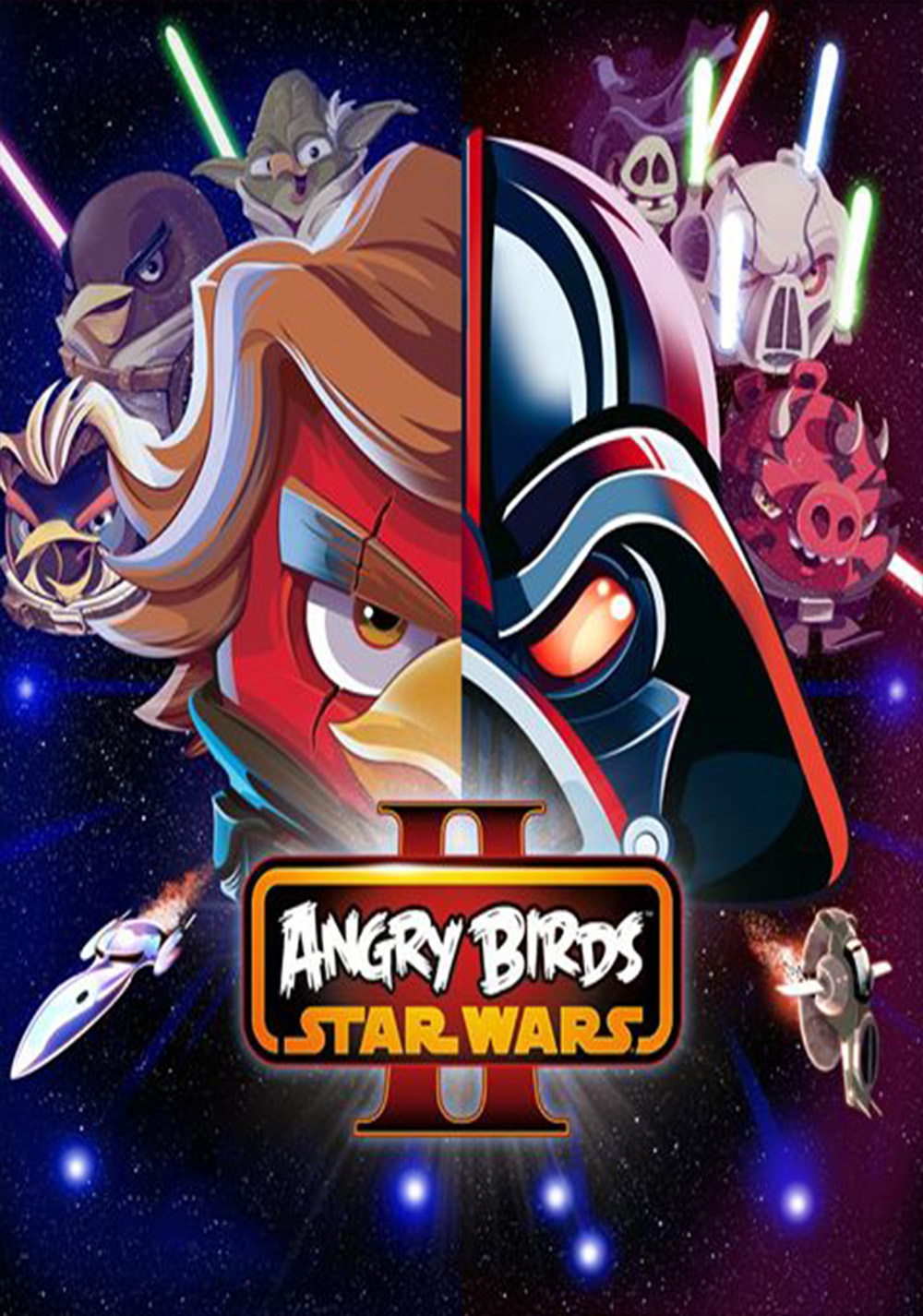 Tgdb Browse Game Angry Birds Star Wars Ii