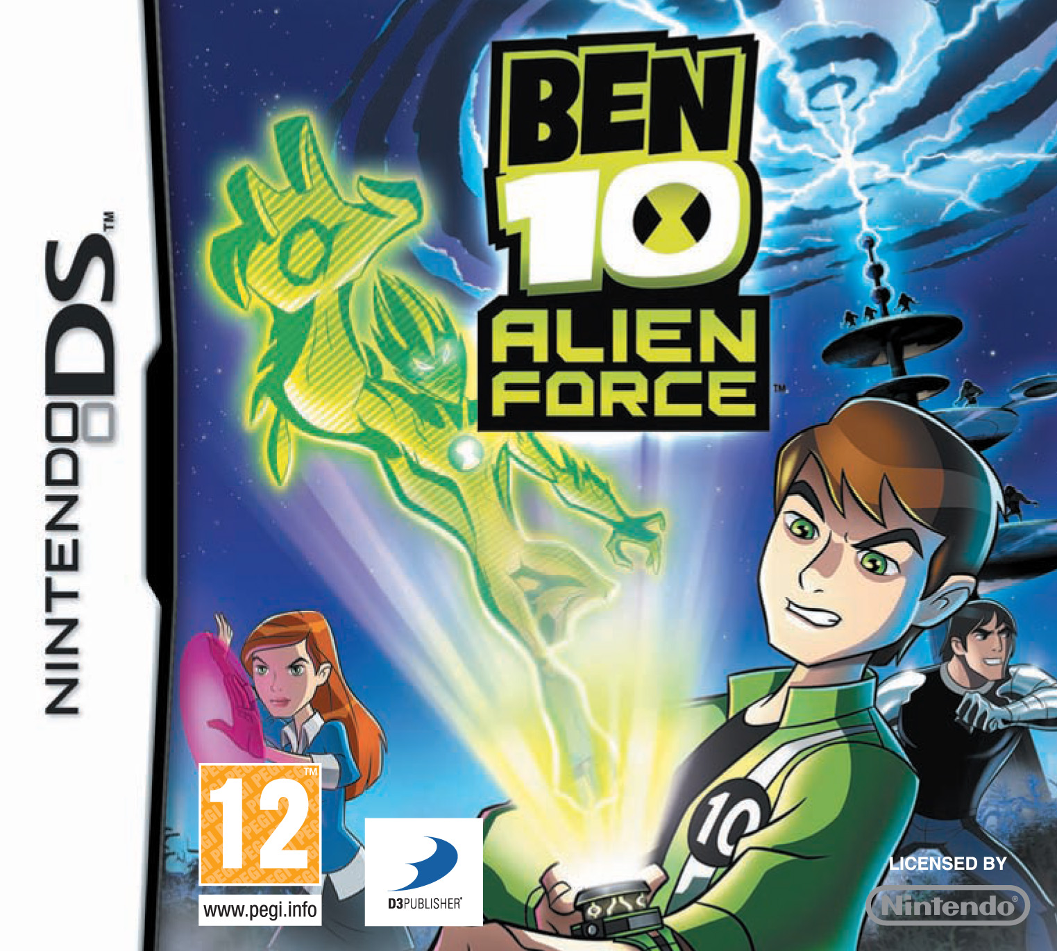 TGDB - Browse - Game - Ben 10: Alien Force