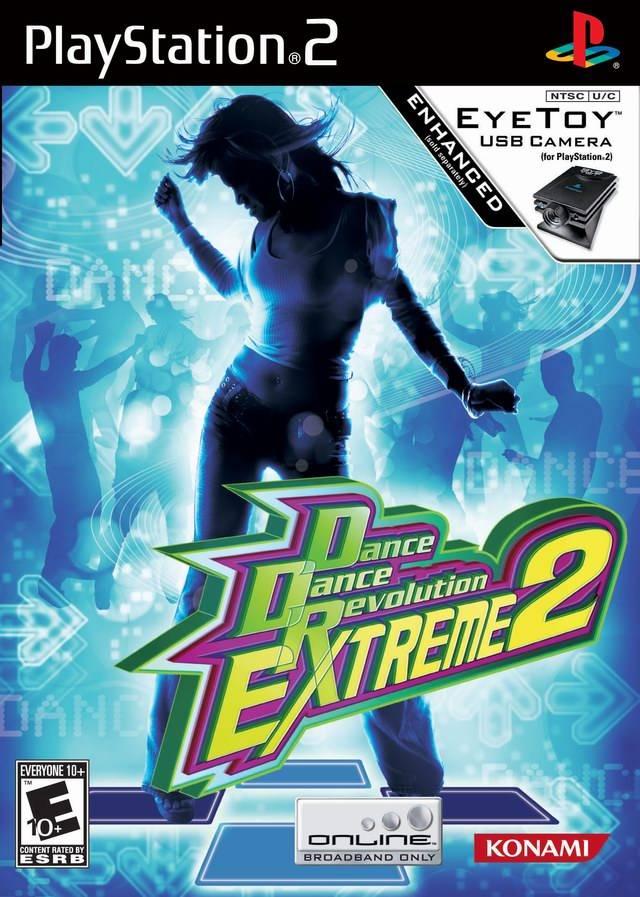 Dance Dance Revolution Extreme 2 (Jeu Seulement) /PS2