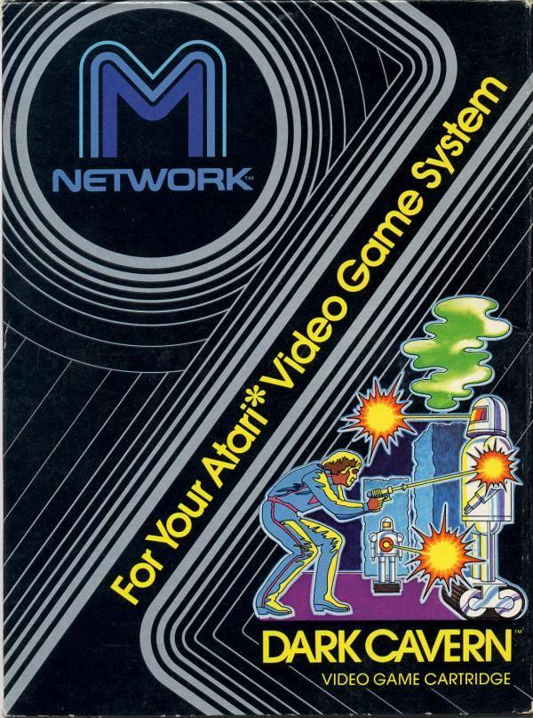 Dark Cavern/Atari 2600