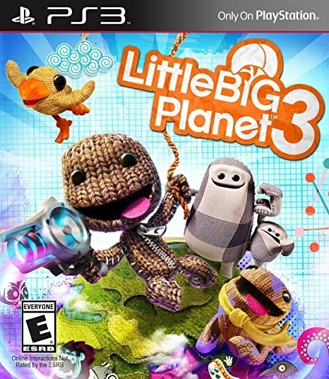 Little Big Planet 3/PS3