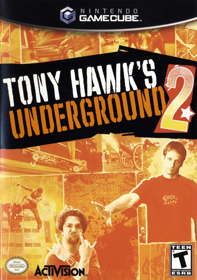 Tony Hawk's Underground 2/Game Cube