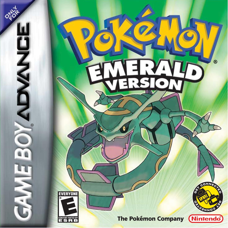 Pokemon Emerald/GBA