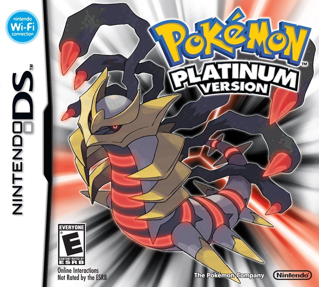 Pokemon Platinum/DS