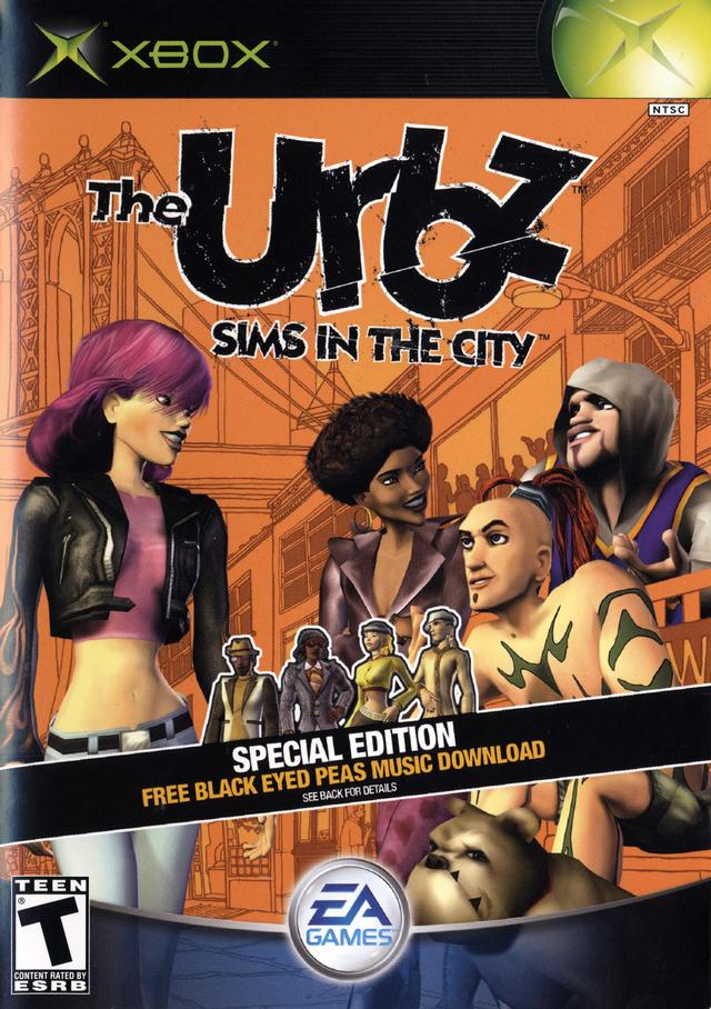 Urbz Sims in the City /XBOX