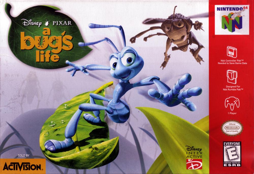 A Bug's Life/N64
