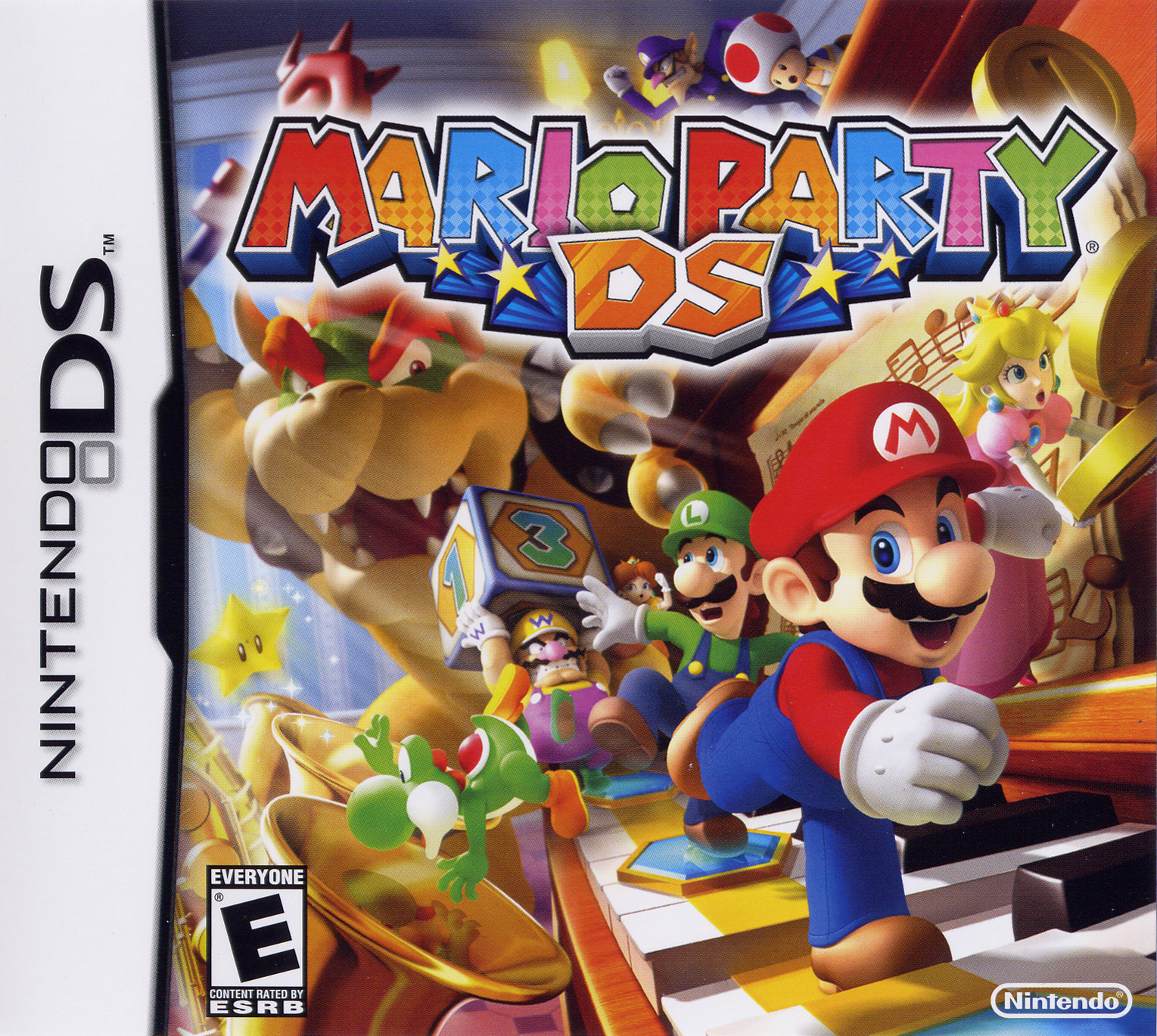 Mario Party DS/DS