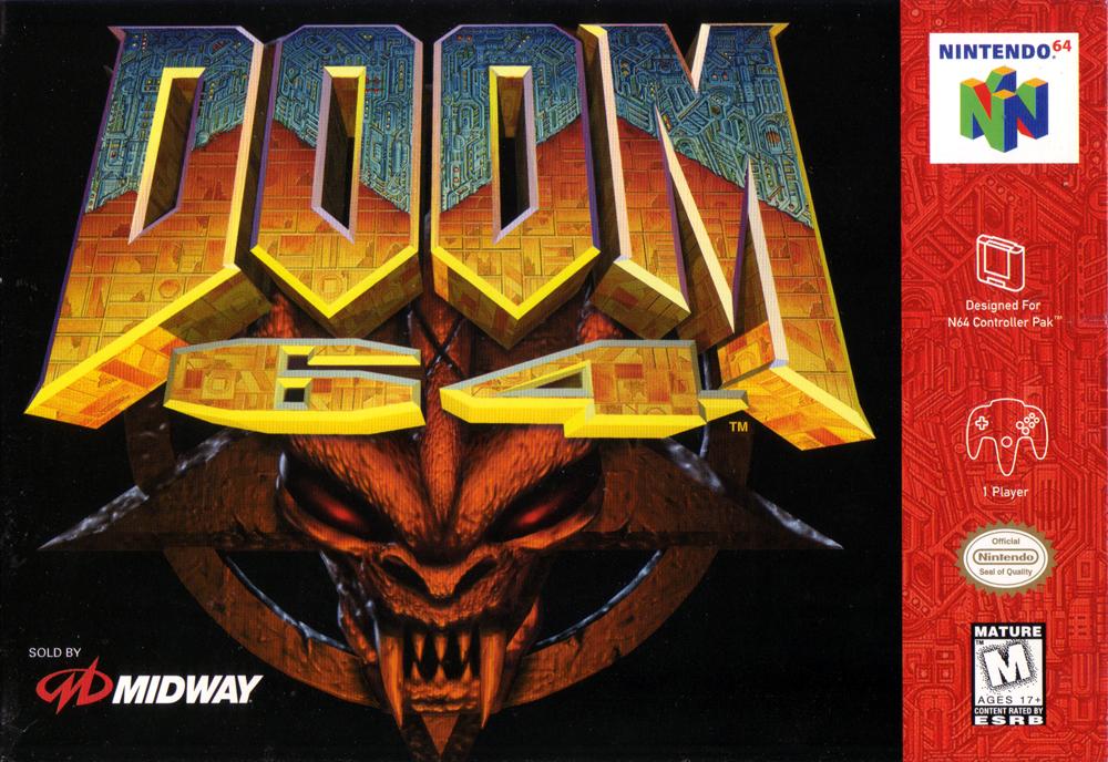 Doom 64/N64