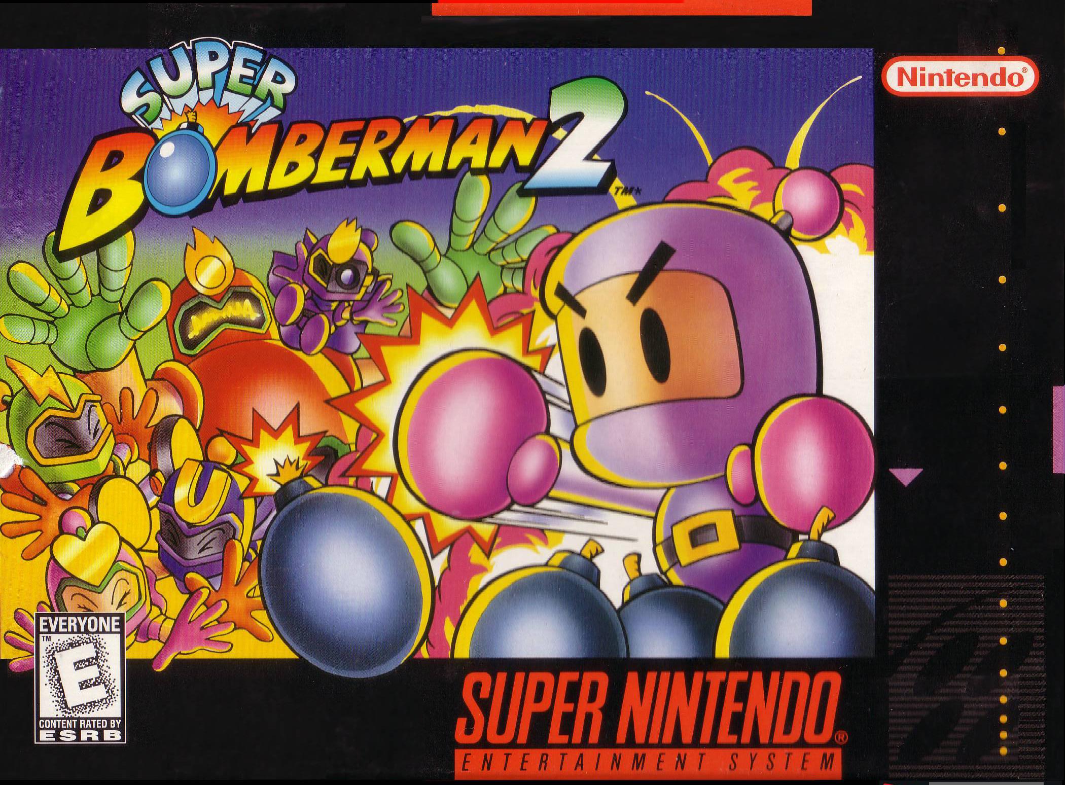 Super Bomberman 2/SNES