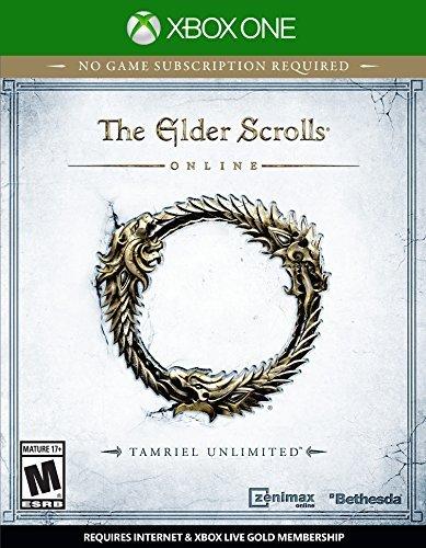 The Elder Scrolls Online Tamriel Edition/Xbox One