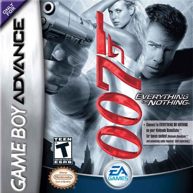 007 Everything Or Nothing/GBA