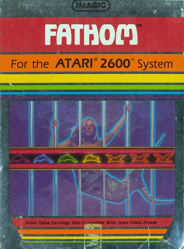 Fathom/Atari 2600