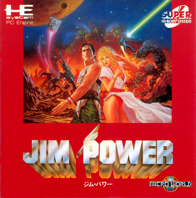 TGDB - Browse - Game - Jim Power
