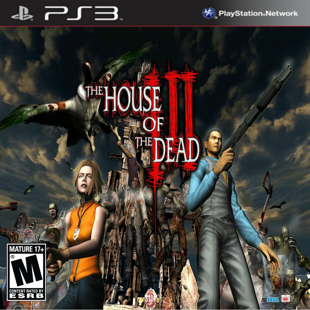 Tgdb Browse Game The House Of The Dead Iii