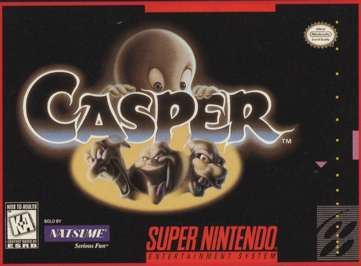 Casper/SNES